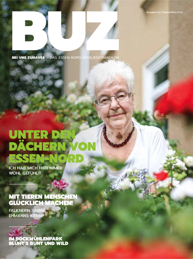 BuZ September 2020 Cover