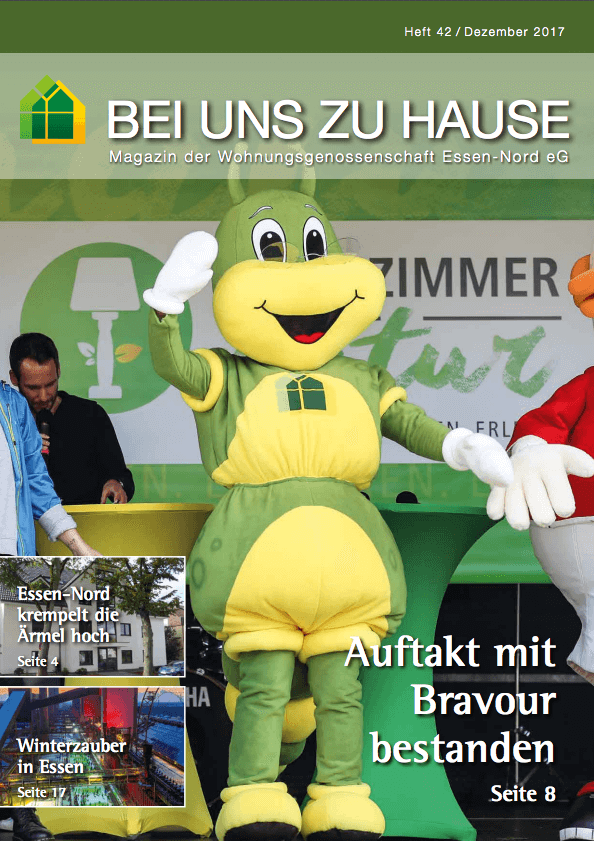 BuZ Dezember 2017 Cover