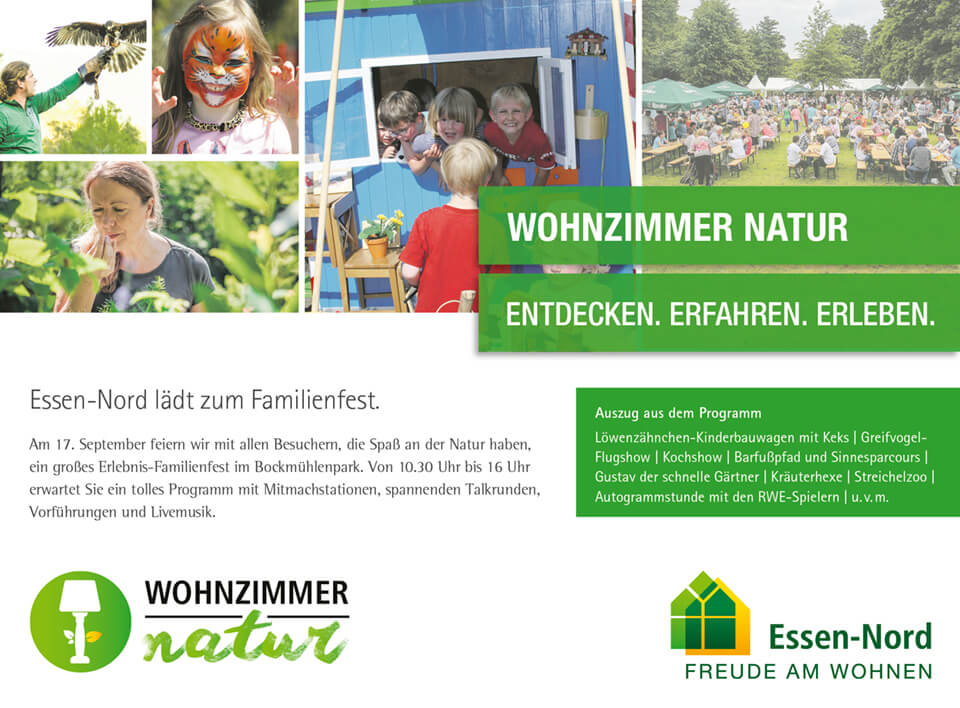 Essen Nord Familienfest