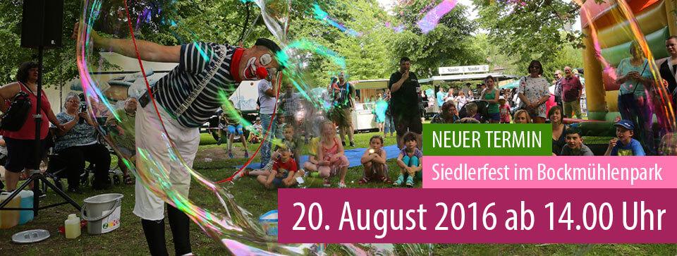 Siedlerfest 20. August_2016