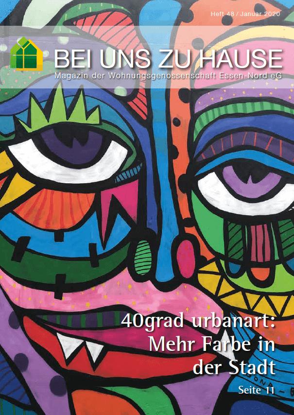 BuZ Januar 2020 Cover