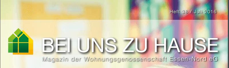 BuZ - Neue Ausgabe 38